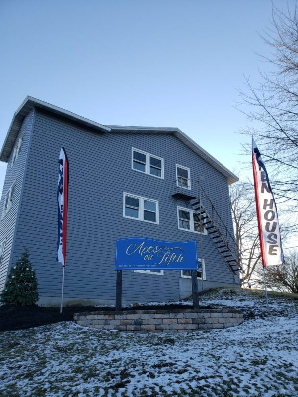 Apartments in Oswego NY 5th Ave