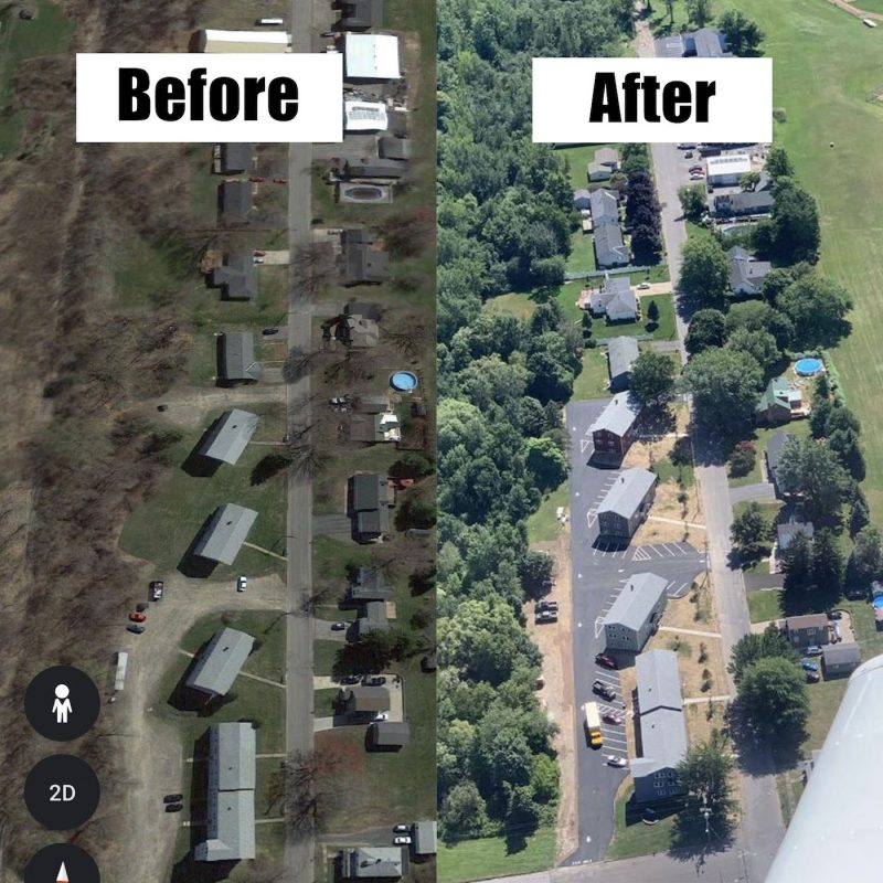 Before After Apartments in Oswego NY